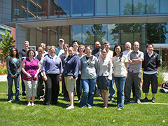 Brown XROMM Summer Short Course 2012 participants and instructors.