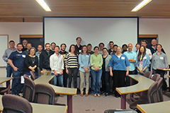 Brown XROMM User Conference 2015 participants and presenters.